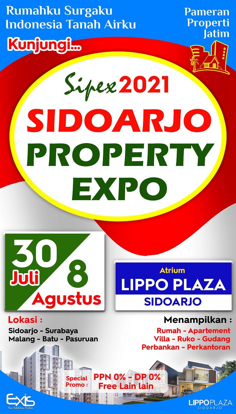 SIDOARJO PROPERTY EXPO (SIPEX 2021)