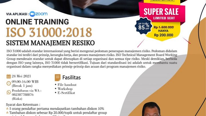 ONLINE TRAINING ISO SERIES AND CONTINUOUS IMPROVEMENT