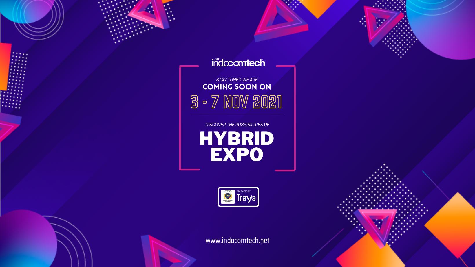 Indocomtech 2021 - HYBRID EXPO