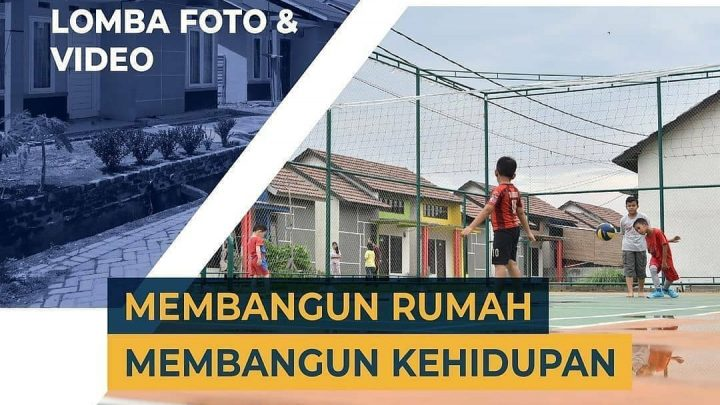 """Lomba Foto & Video """"Membangun Rumah, Membangun Kehidupan"""""""