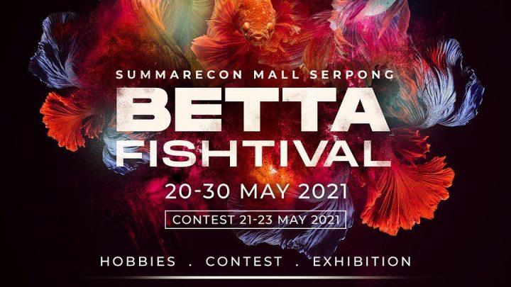 Betta Fishtival – Summarecon Mall Serpong