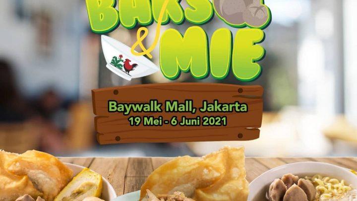 Festival Bakso & Mie – Baywalk Mall