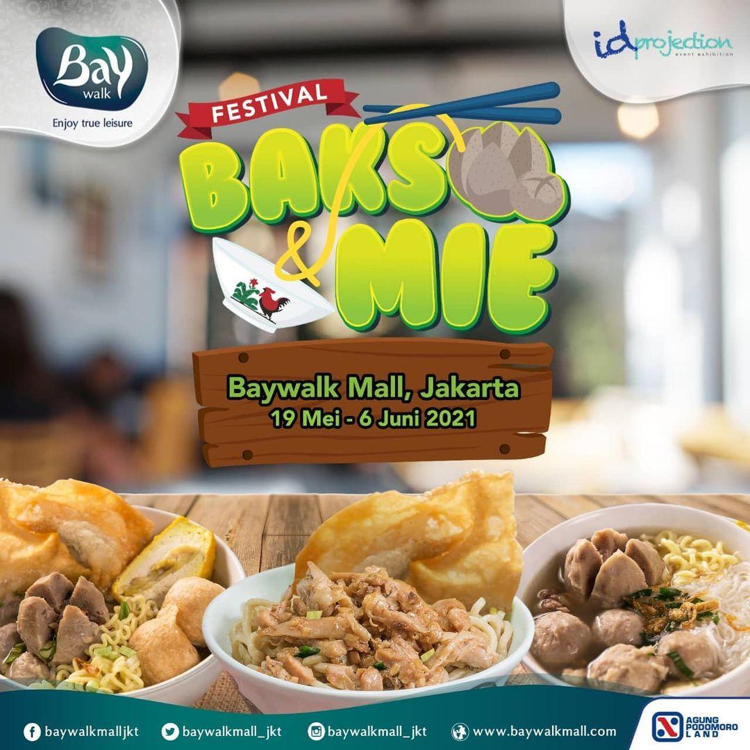 Festival Bakso & Mie - Baywalk Mall