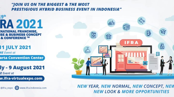 IFRA 2021 (International Franchise, License & Business Concept Expo & Conference)