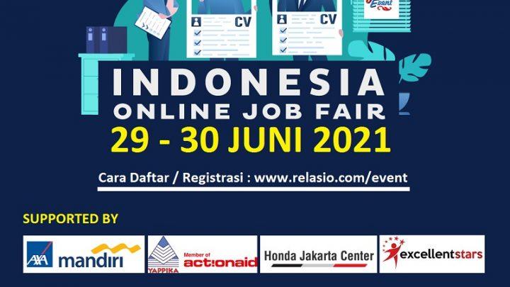 INDONESIA Online Job Fair #excellent