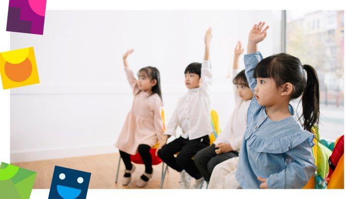 """Yuk Belajar Bahasa Inggris dari rumah aja – Promo Program khusus """"English First"""" untuk anak sekolah"""