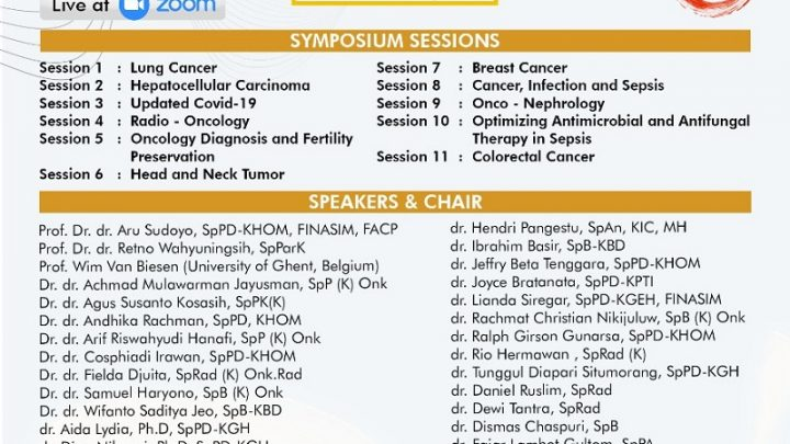 Multidisciplinary Simposium MRCCC Siloam Hospitals