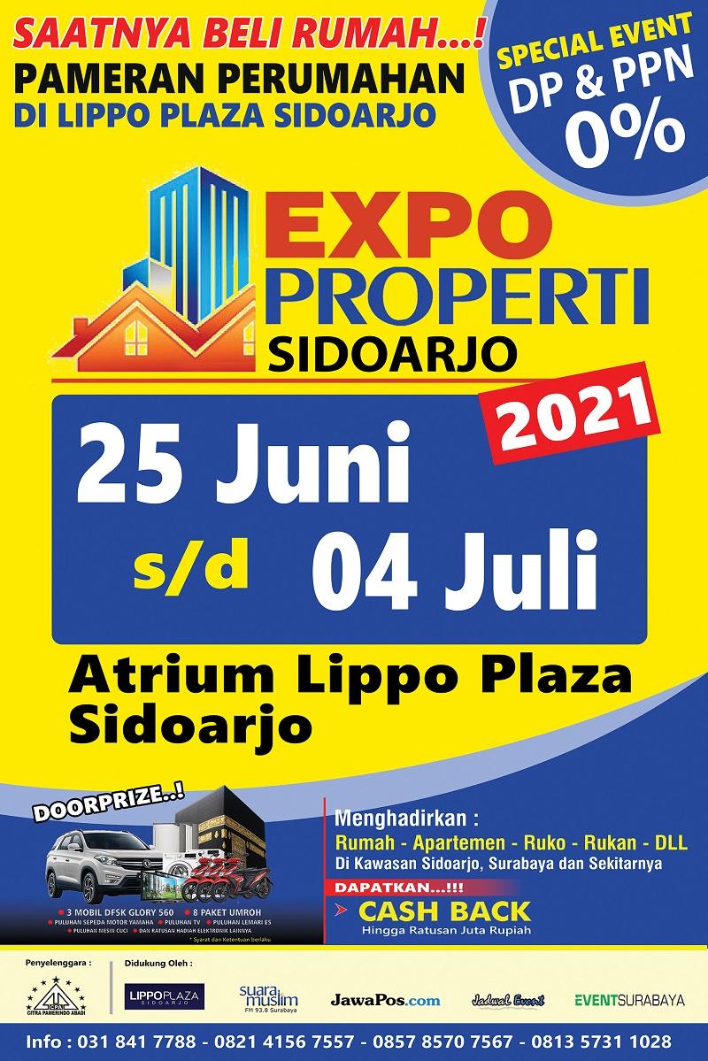 Pameran Perumahan (Expo Properti Sidoarjo 2021)