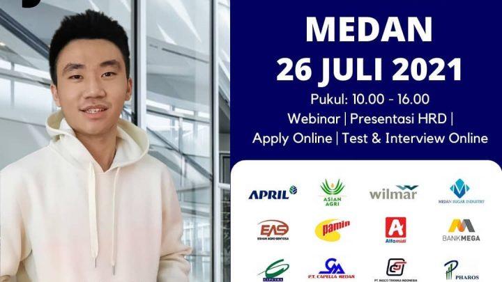 Medan Virtual Career Expo – Job For Career