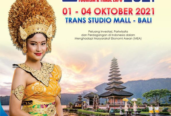 Bali Investment Agriculture Tourism and Trade Expo 2021 ke-5