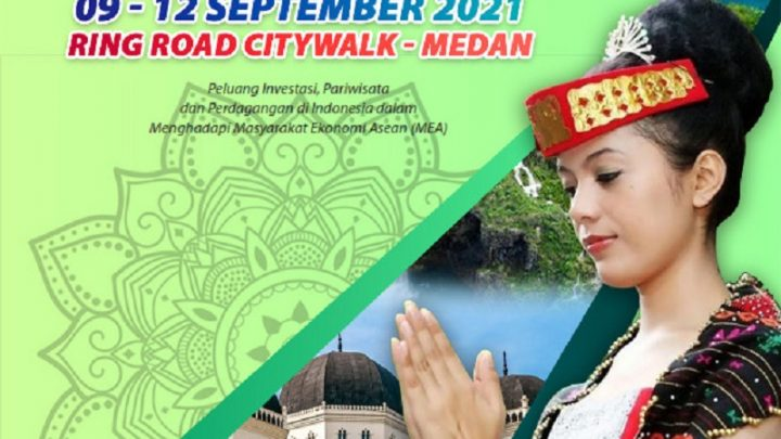 MEDAN INVESTMENT AGRICULTURE TOURISM AND TRADE EXPO 2021 (MIATTEX EXPO 2021 ke-5)
