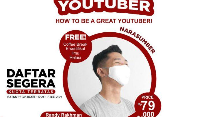 Workshop Youtuber