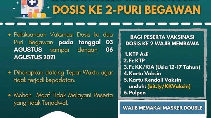 Vaksinasi Massal Bagi Masyarakat Umum Kota Bogor