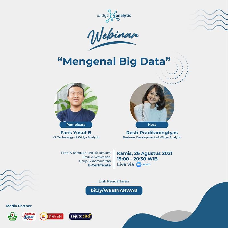 Webinar - Mengenal Big Data