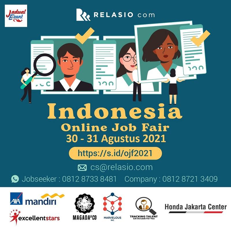 INDONESIA Online Job Fair #faith
