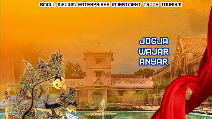 JOGJA SMEITT EXPO 2021 (Pameran Pariwisata, Investasi, Perdagangan, UKM, Perikanan dan Pertanian)