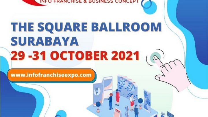 National Roadshow IFBC (Info Franchise & Business Concept) Expo 2021