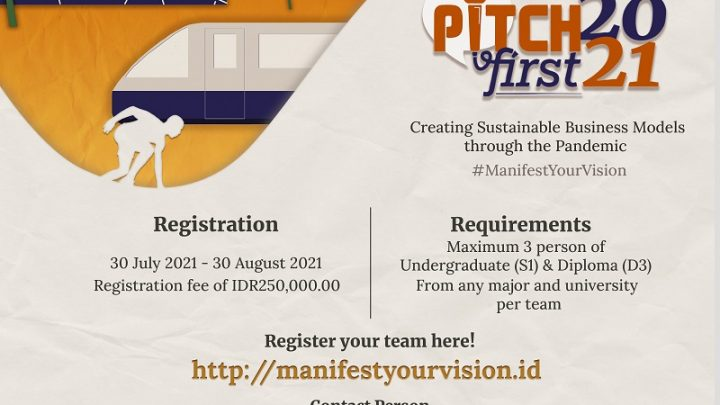 Pitch First 2021
