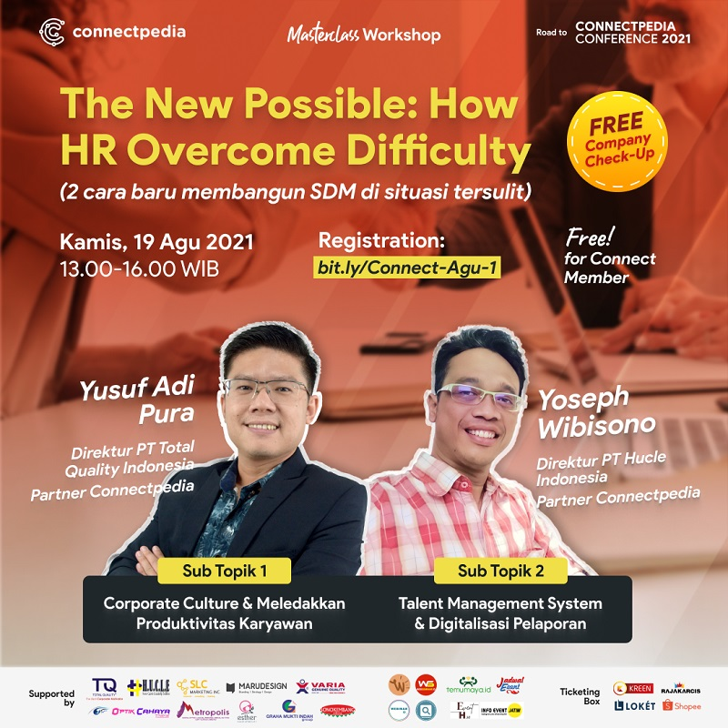 The New Possible : How HR overcome Difficulty