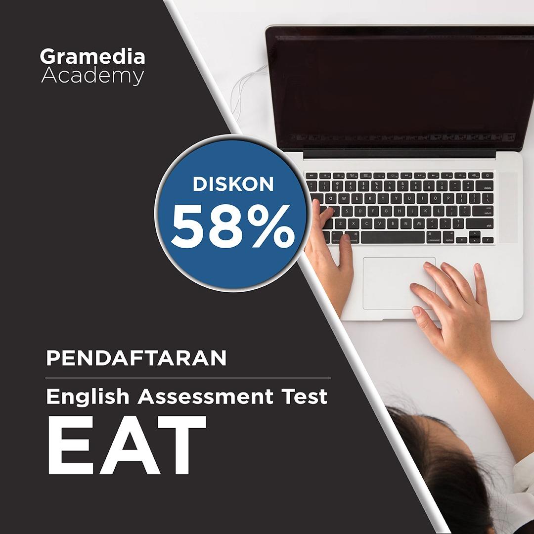 Pendaftaran English Assessment Test (EAT)