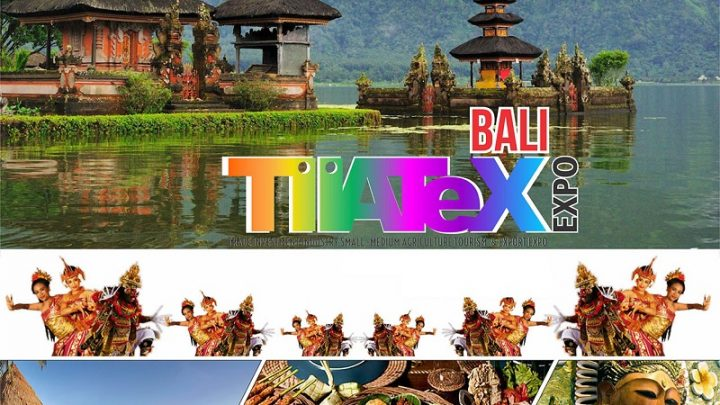 BALI TIIATEX EXPO 2021 (PAMERAN PARIWISATA, INVESTASI, PERDAGANGAN, PERINDUSTRIAN, UKM, PERIKANAN DAN PERTANIAN)