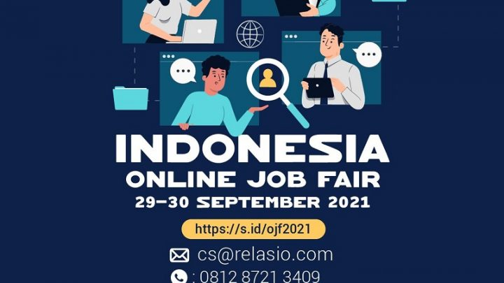 INDONESIA Online Job Fair #sunshine