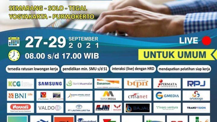 Klinik Kerja Online Job Fair