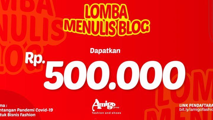 Lomba Menulis Blog Amigo