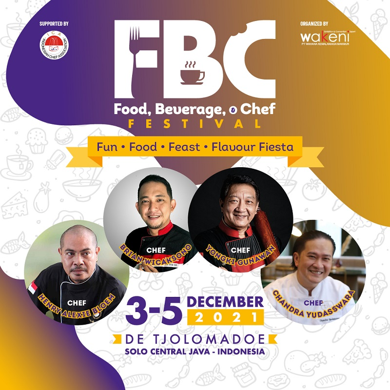 Food, Beverage, and Chef (FBC) Festival