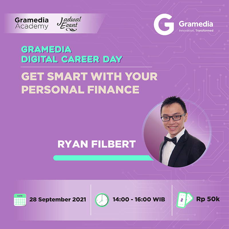 WEBINAR SERIES - Get Smart with Your Personal Finance with Ryan Filbert