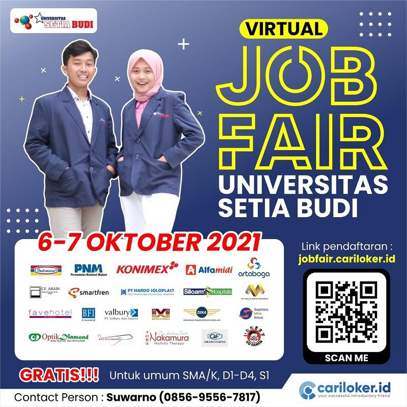 USB Job Fair Virtual 2021