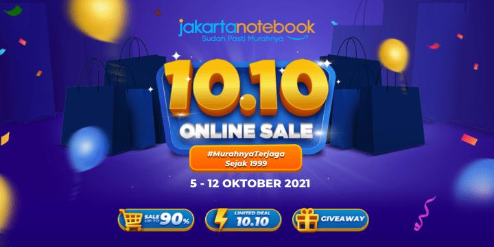 JakartaNotebook 10.10 Online Sale