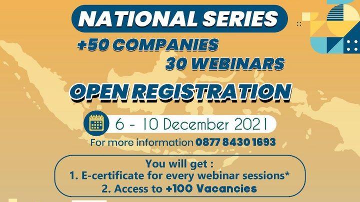 Virtual Mega Career Expo – National Series