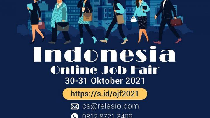 INDONESIA Online Job Fair #beyourself