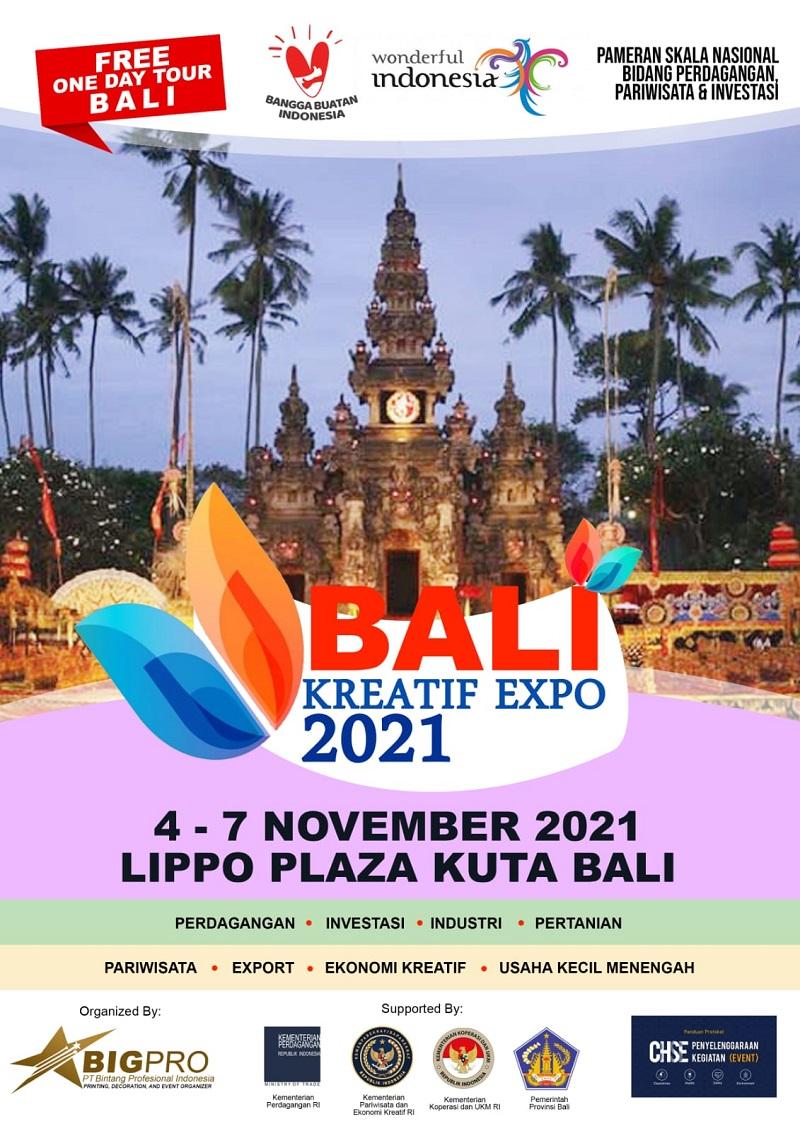 BALI KREATIF EXPO 2021