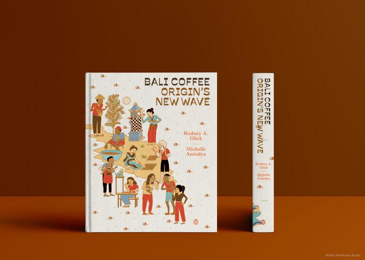Peluncuran buku Bali Coffee: Origin's New Wave karya Rodney A. Glick dan Michelle Anindya
