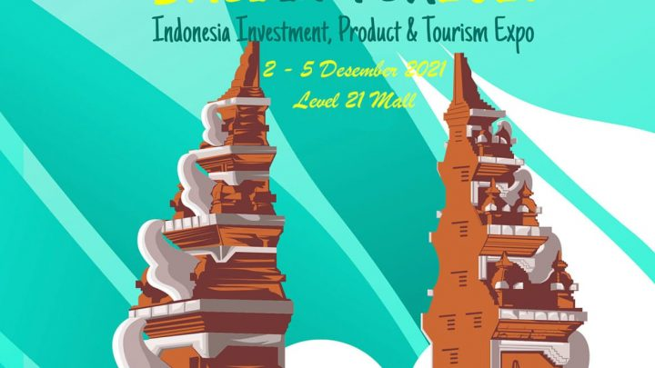 BALI IPTEX 2021 – INDONESIA INVESTMENT, PRODUCT & TOURISM EXPO