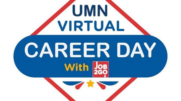 UMN Virtual Career Day 2021 x Job2go.id