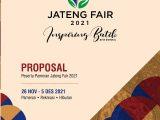 JATENG FAIR 2021 (Pameran – Rekreasi – Hiburan)